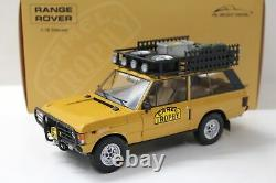 118 Almost Real Land Rover Range Rover Camel Trophy Papua New Guinea 1982