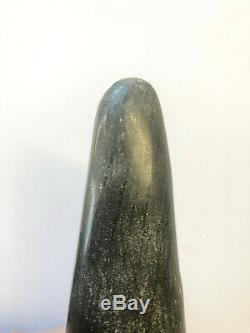 A fine dark Jade stone trade Celt West Papua (New Guinea)