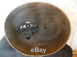 ABELAM alte Babamaske two faces Papua New Guinea Oceanic Art