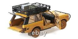Almost Real 118 8101110 1982 Range Rover Camel Trophy Papua New Guinea NEU