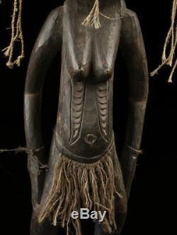 Ancestor figure, sepik carving, oceanic tribal art, papua new guinea