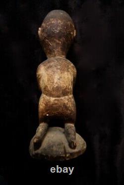 Ancient Ancestral Figure Sepik River Papua New Guinea Pert Collection #0039