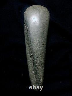 Ancient CELT from village Lake Sentani 1990's coll. West Papua -New Guinea