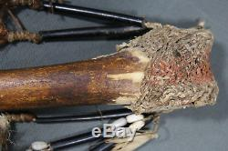 Ancient cassowary bone dagger Papua New Guinea