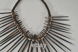 Antique Tribal necklace, Primitive art, Papua New Guinea