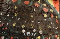 Baba tagwa mask, wasara, abelam, maprik, oceanic tribal art, papua new guinea