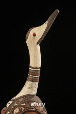Bâton de danse, dancing stick, iatmul, oceanic art, papua new guinea
