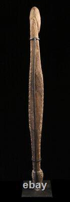 Baton de danse, dancing stick, iatmul, oceanic art, papua new guinea