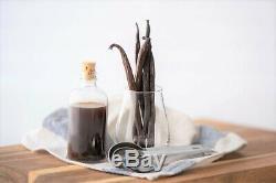 Bulk Gourmet Vanilla Beans (1 lb) Grade A, Hand Selected Native Vanilla