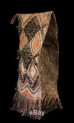 Coiffe de danse du sepik, dancing headdress, papua new guinea