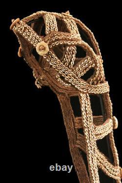 Coiffe de mariage, wedding headdress, papua new guinea, oceanic art