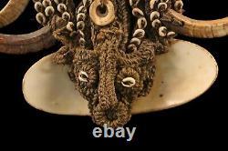 Collier d'apparat, traditional ornament, oceanic art, papua new guinea