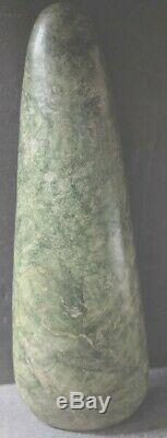 Dani Polished Stone Axe Tool Native New Guinea (irian Jaya) Papua Indonesia