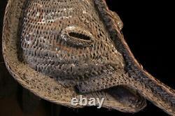Didagur mask, primitive art, masque heaume, oceanic art, papua new guinea