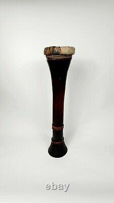 Drum (Kundu in native language) Southern Higland Papua New Guinea