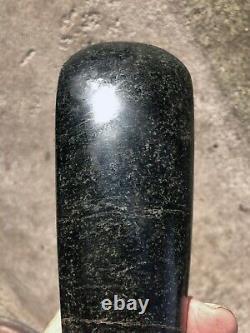 Excellent Dark green Celt Bride price object Lake Sentani West Papua -New Guinea