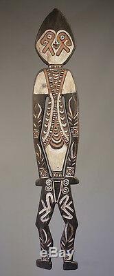 Gope figure, oceanic tribal art, oceanic tribal art, papua new guinea
