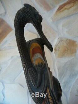 Imposing bugle call TAMBANUM Area Papua New Guinea Oceanic Art