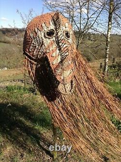 Kanipu Mask From The Gulf Region Of Papua New Guinea