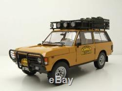 Land Rover Range Rover Camel Trophy PAPUA NEW GUINEA 1982 Modellauto 118 Almost