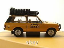 Land Rover Range Rover Camel Trophy Papua Neuguinea 1982 Modellauto 143 Almost