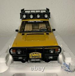 Land Rover Range Rover Camel Trophy Papua New Guinea 1982 118 Almost Real