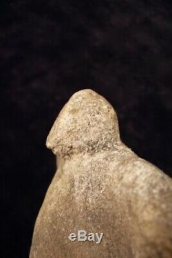 Large Old Stone Avian Figure Papua New Guinea mid 20thC