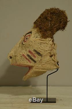 Mask Papua New Guinea Bark Cloth Doctors Mask