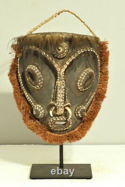 Mask Papua New Guinea Biwat Yuat River Mask