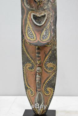 Mask Papua New Guinea Old Yena Maprik Mask
