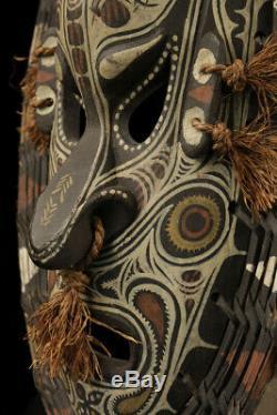Masque d'esprit Iatmul, spirit iatmul mask, sepik, papua new guinea