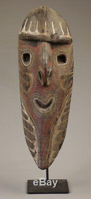 Masque kwoma, waskuk hills, kwoma spirit mask, papua new guinea