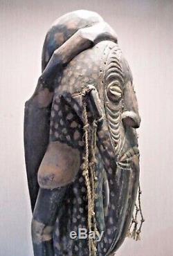 Mindimit Ancestor Figure Sepik River Papua New Guinea 21.5 (20+ years old)