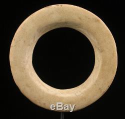 Monnaie d'échange, currency ring, oceanic art, papua new guinea