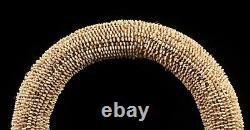 Monnaie tabu, currency Tolaï ring shell, oceanic art, papua new guinea