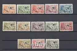 NEW GUINEA 1931 SG 137/49 MINT Cat £250