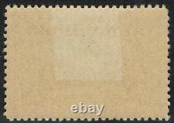 New Guinea 1939 Bulolo Airmail 10 /-