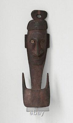 Old NEW GUINEA ceremonial hook, Lake Chambri, Papua