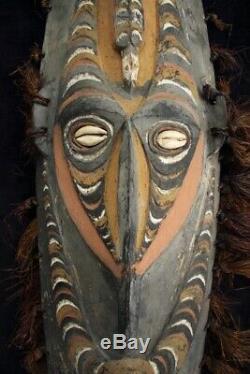 Old Sepik River Gable Mask PAPUA NEW GUINEA