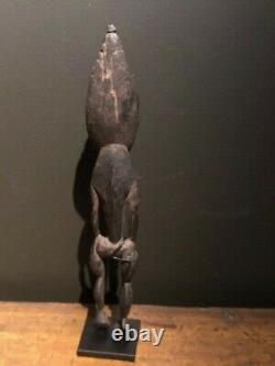 Old Sepik ancestor figure Papua New Guinea