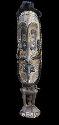 Orator's stool, siège d'orateur, oceanic art, papua new guinea