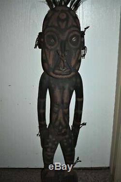 Orig $399 Papua New Guinea Figure 1900s 33 Prov