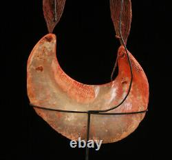 Ornement traditionnel kina, traditional ornament, oceanic art, papua new guinea
