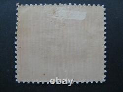 Papua, Lakatoi SG48a CV$3100.00 MLH Postagie flaw RARE, see notes, as per photos