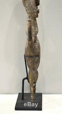 Papua New Guinea Ancestor Statue Lamingsian Boiken Tribe Ceremonial Statue
