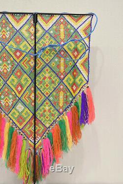 Papua New Guinea Ceramonial Beaded Skirt Unboi Village West Papua