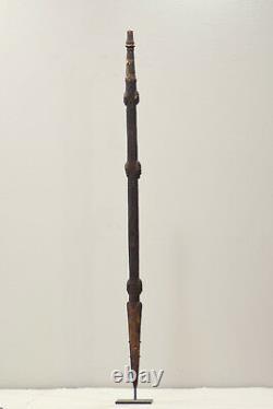 Papua New Guinea Dance Spear
