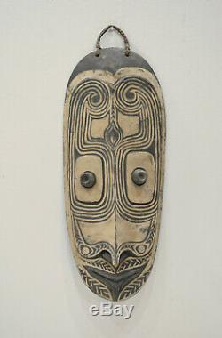 Papua New Guinea Mask Iatmul Savi Ancestor Mask
