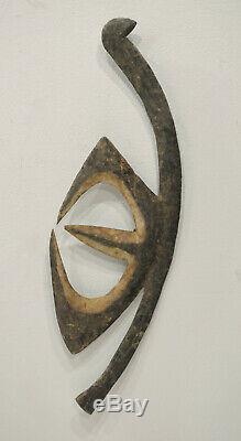 Papua New Guinea Middle Sepik Cult Hook Water Spirit Figure
