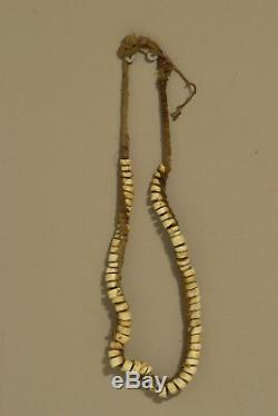 Papua New Guinea Old Conus Shell Money Strand Necklace Brides Wealth Exchange